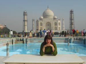 Taj Mahal Kellie