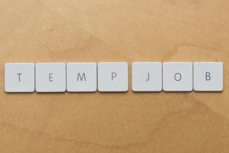 Temp job - Atwood Tate
