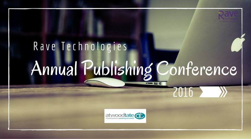 Rave Technologies - Annual Publishing Conference 2016