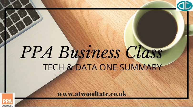 PPA Business Class: Tech & Data one
