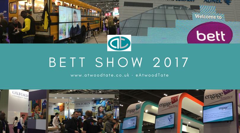 BETT show 2017