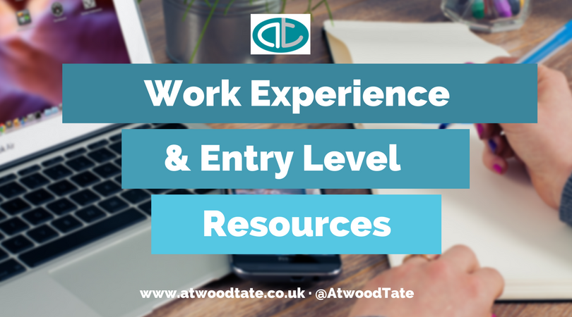 Work Experience and Entry Level Publishing