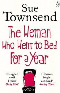 The Woman who went to Bed for a Year cover