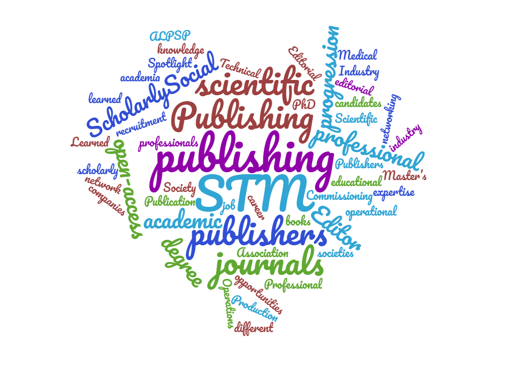 STM word cloud